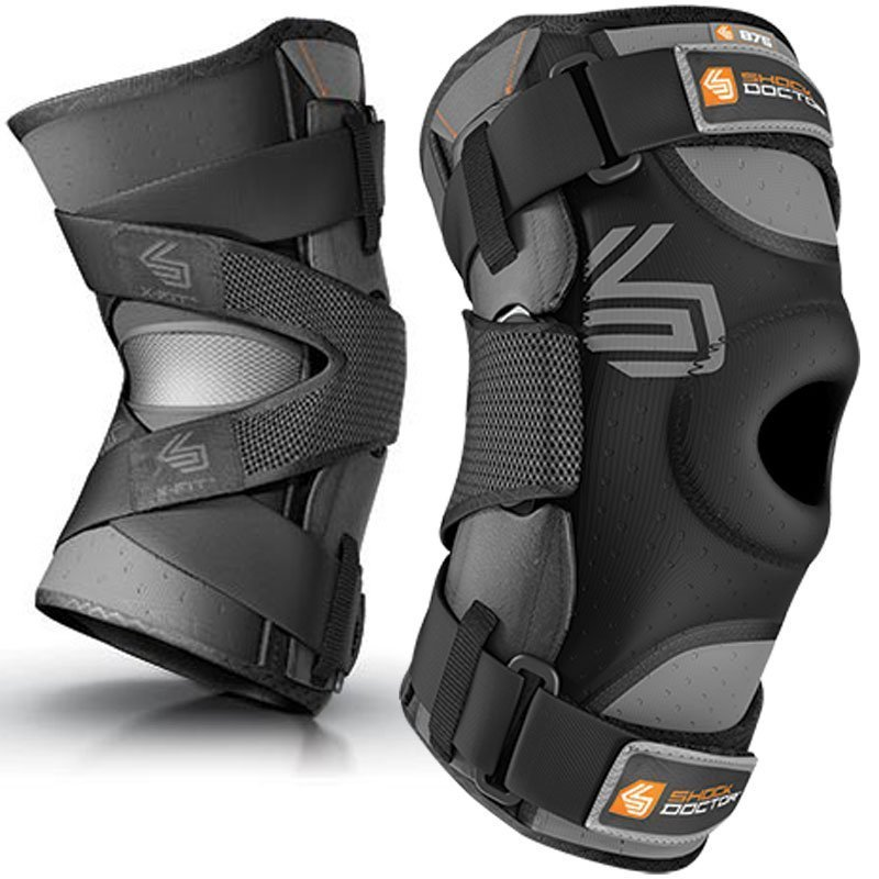 Shiv Naresh Teens Boxing Gloves 12oz: Shock Doctor 875 Ultra Knee Support With Bilateral Hinges
