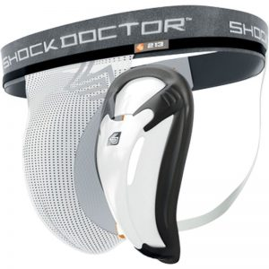 Shock Doctor Core Supporter with Bioflex Cup Groin Guard