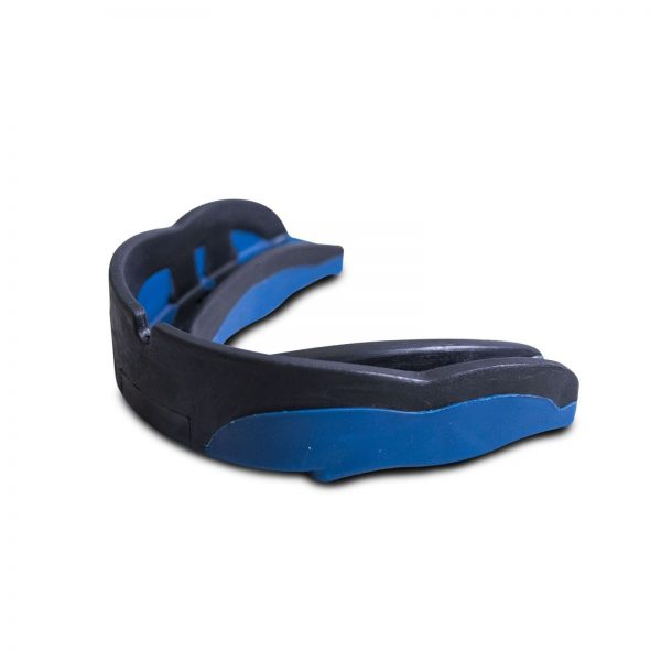 Shock Doctor v1.5 Mouth Guard Black Blue