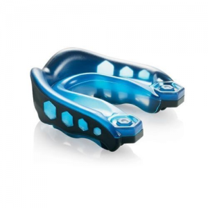 Shock Doctor v2 Gel Max Mouth Guard Blue Black
