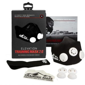 Elevation Training Mask 2.0 High Altitude Training Oxygen fitness mask