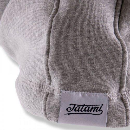Tatami Classic Logo Grey Hoodie