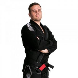 Tatami Nova + BJJ Gi in Black