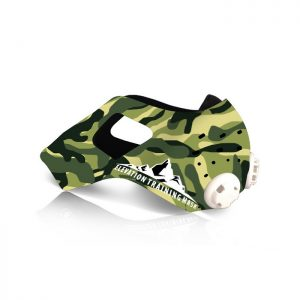 Elevation Training Mask 2.0 Jungle Camo Sleeve