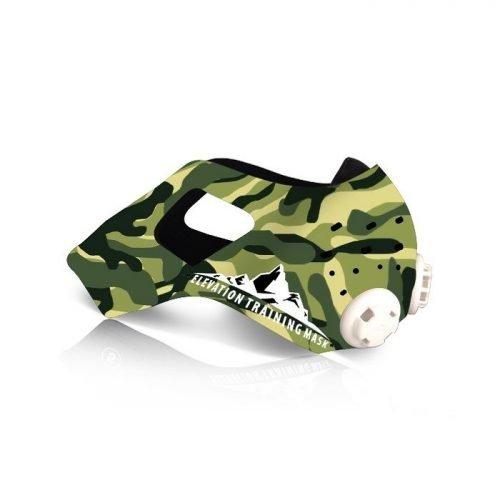 Elevation Training Mask 2.0 Jungle Camo Sleeve