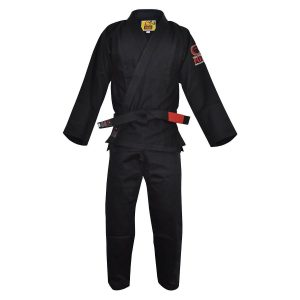 Fuji All Around #7003 Black BJJ Gi