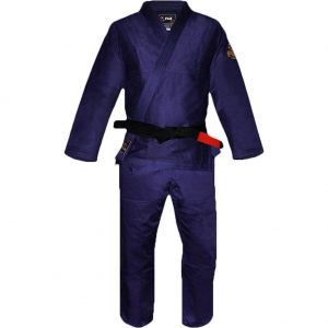 Fuji All Around #7007 BJJ Gi Navy