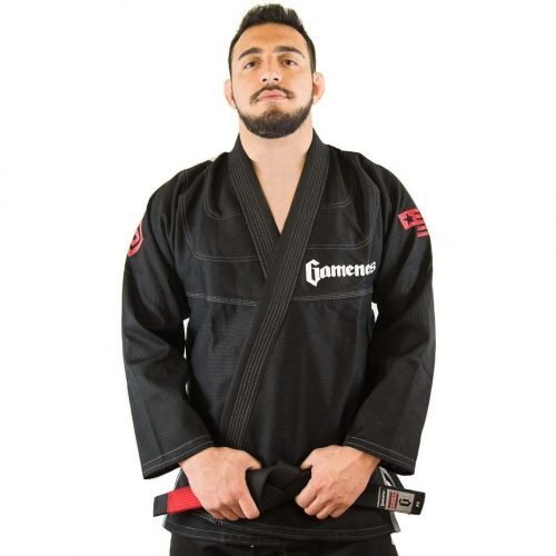 Gameness Elite Black BJJ Gi
