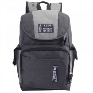 Image of Tatami everyday backpack for our Tatami bags page, by The Minotaur Fight Store.