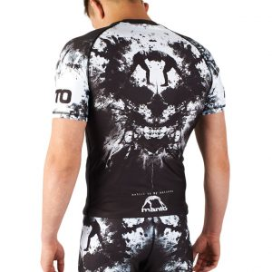 Manto Madness Short Sleeve Rash Guard