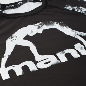 Manto Madness Rash Guard BJJ No=Gi compression top mma larai gameness