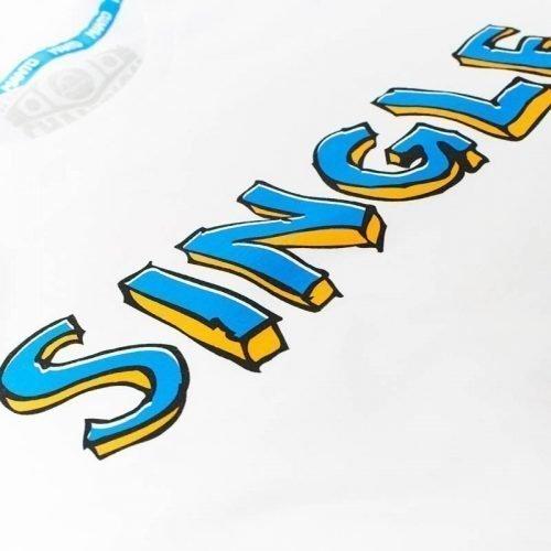 Manto Single Leg Takedown T-Shirt BJJ No-Gi MMa tee casual takedown larai tatami scramble gameness uk worldwide shipping