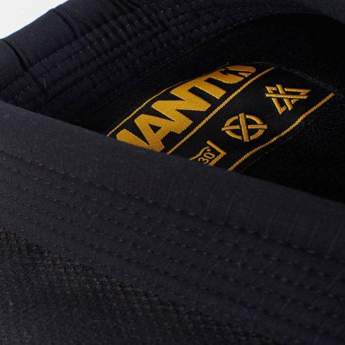 Manto Victory BJJ Gi Black Jiu jitsu Kimono Uniform brazilian tatami gameness larai scramble uk worldwide shipping
