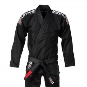 Tatami Nova BJJ Gi in Black