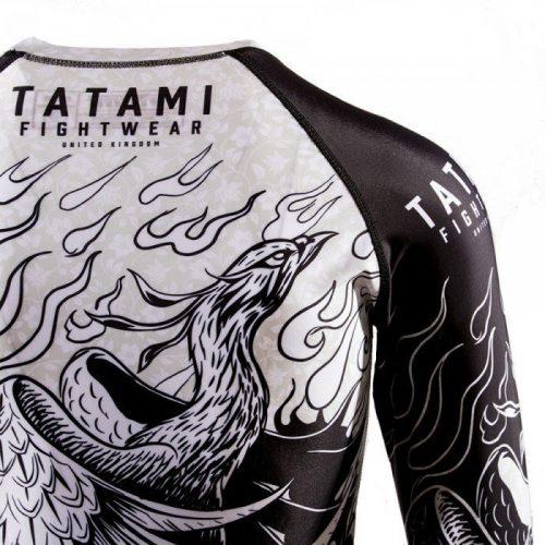Tatami Phoenix Rising Rash Guard