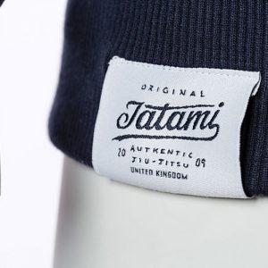 Tatami Classic Logo Navy Hoodie