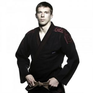 Tatami Estilo Leve Ultralight Lightweight BJJ Gi Black