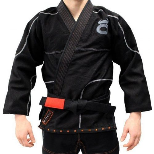 Tenacity Jaco Performance BJJ Gi Black