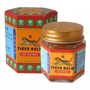 Tiger Balm Jar Red 20g