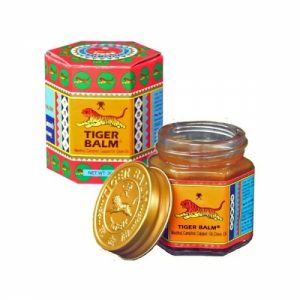 Tiger Balm Jar Red 30g