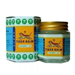 Tiger Balm Jar White 30g - tiger balm white