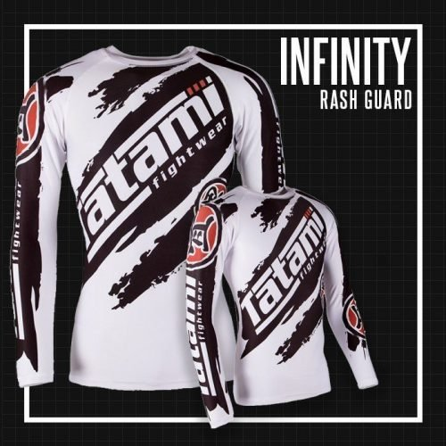 Tatami Infinity Rash Guard