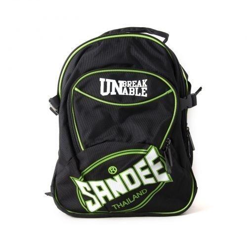 Sandee Heavy Duty Backpack Green