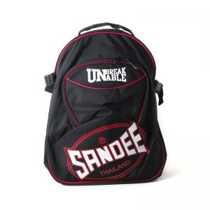 Sandee Heavy Duty Backpack Red