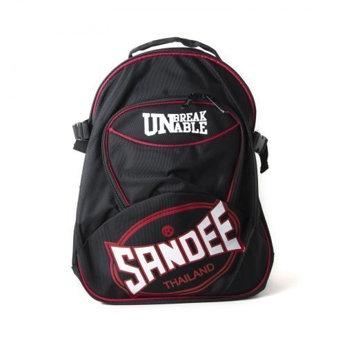 Sandee Heavy Duty Backpack Red