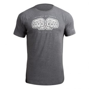 Hayabusa Weapons Of Choice T-Shirt Grey