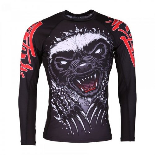 Tatami Honey Badger V4 Rash Guard