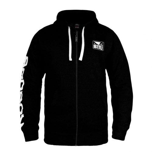 Bad Boy Hoodie Core Black badboy hoody hoodie free UK mma leisurewear International Worldwide shipping