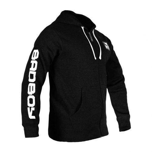 Bad Boy Core Hoodie Black