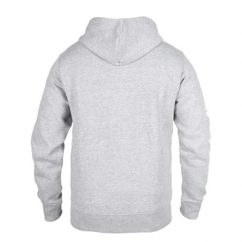 Bad Boy Core hoodie light grey core hoodie mma ufc badboy leisurewear UK MMA international worldwide shipping