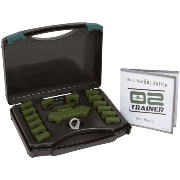 O2 trainer bas rutten green 02 o2 O2 high altitude training elevation training mask o2 02