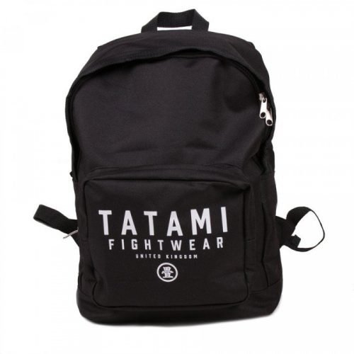 Tatami Basic Backpack Bag Black