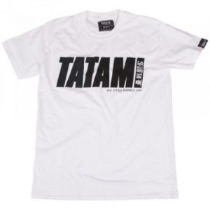 Tatami Big Logo T-Shirt White