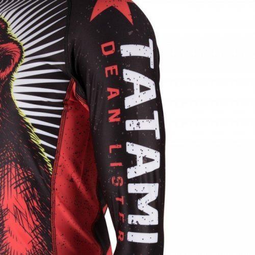 Tatami Dean Lister Californian Grappler Rash Guard