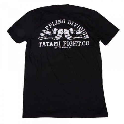 Tatami Grappling Division T-Shirt Black