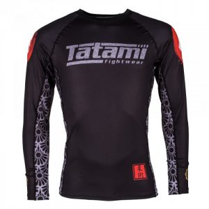 Tatami Japan Series Samurai Rash Guard