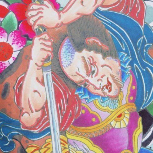 Tatami Japan Series Samurai Rash Guard
