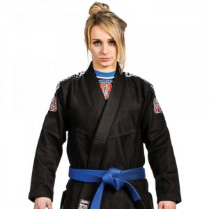 Tatami Ladies Nova BJJ Gi in Black