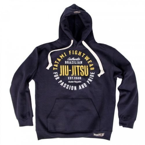 Tatami Pride and Passion Hoodie Navy