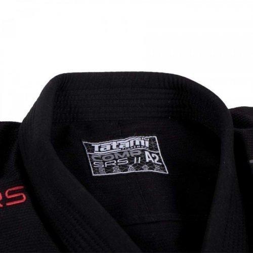 Tatami Kids Comp SRS Lightweight BJJ Gi black