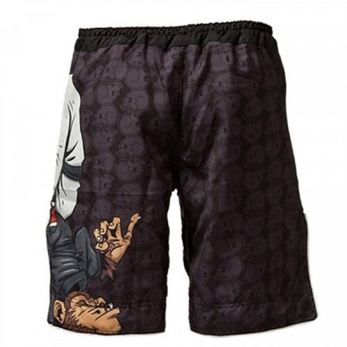 Tatami Thinker Monkey Shorts