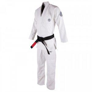 Tatami The Traveller Lightweight BJJ Gi White BJJ UK Gi kimono Uniform