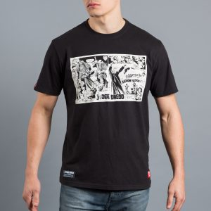Scramble X Judge Dredd Official T-Shirt BJJ Casual tee tshirt No-Gi MMA Uk International worldwide shipping