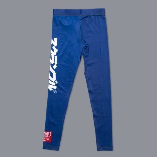 Scramble RWB Spats BJJ No-gi tights mma nogi compression bottoms manto tatami gameness larai uk international shipping