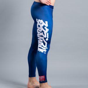 Scramble RWB Spats BJJ No-gi tights mma nogi compression bottoms manto tatami gameness larai uk international shipping