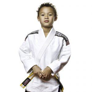 Tatami Kids Nova BJJ Gi in White